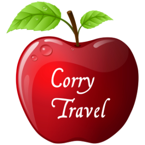 corry travel