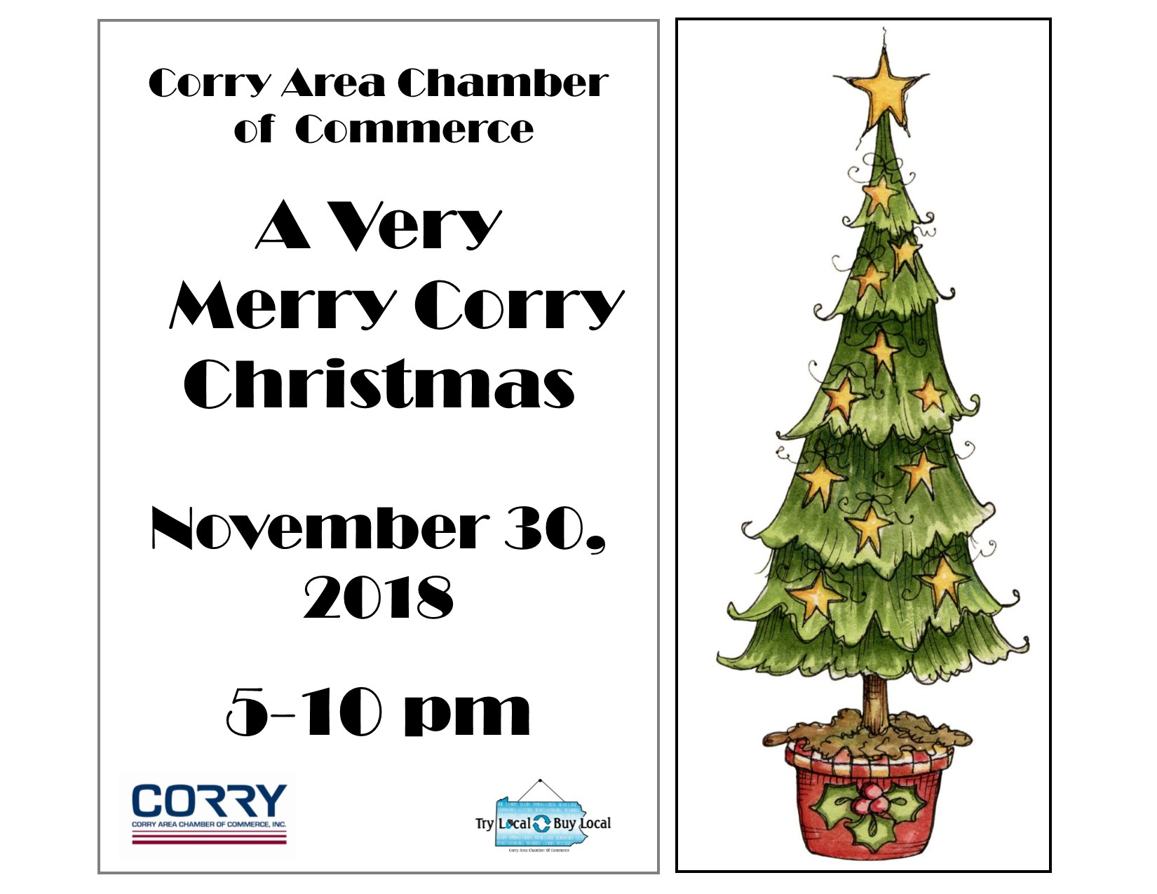Events - Corry PA Chamber of Commerce | Corry PA Chamber of Commerce